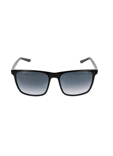 Mustang Mu2037-02 57 Erkek Güneş Gözlüğü Siyah
